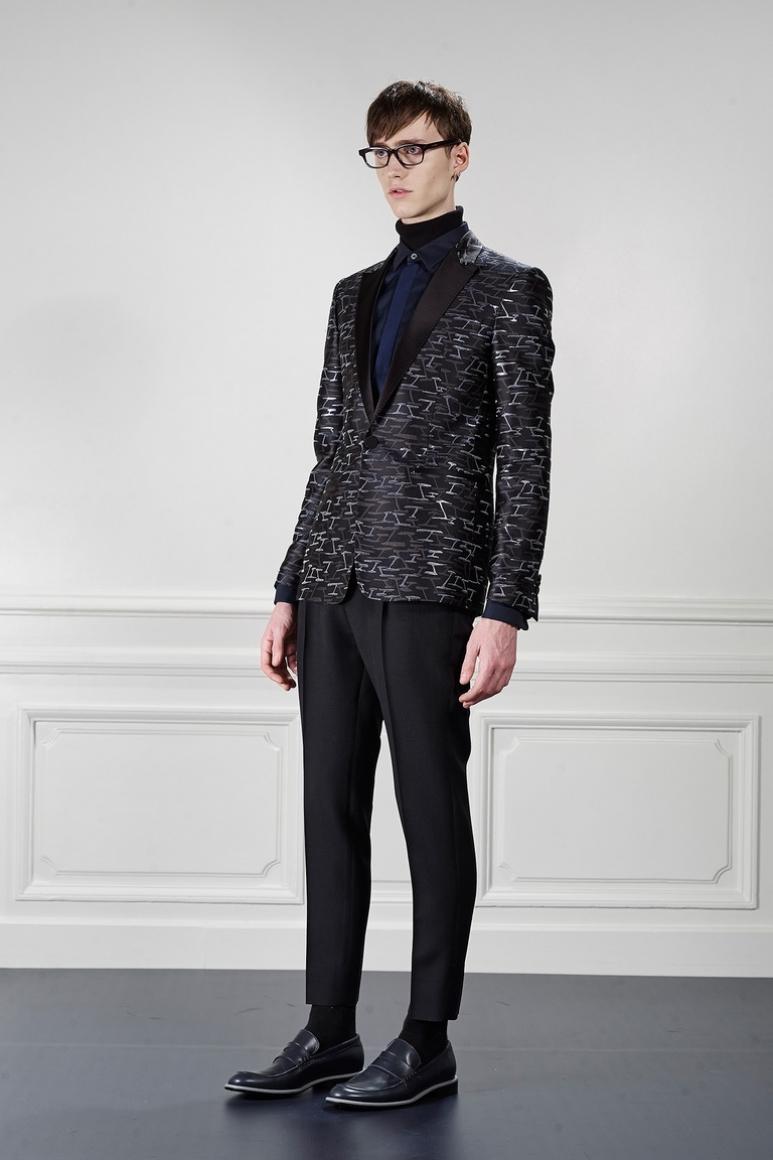 Viktor & Rolf Menswear осень-зима 2015/2016 #1