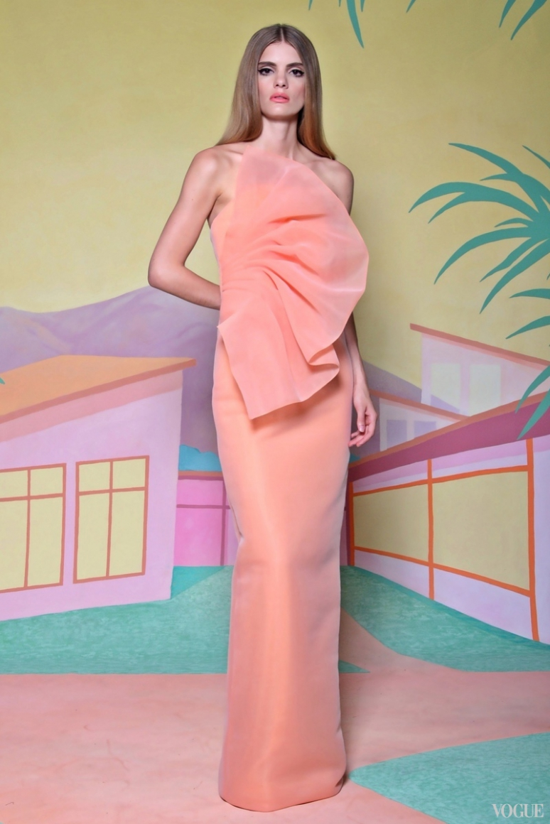 Christian Siriano Resort 2016 #7