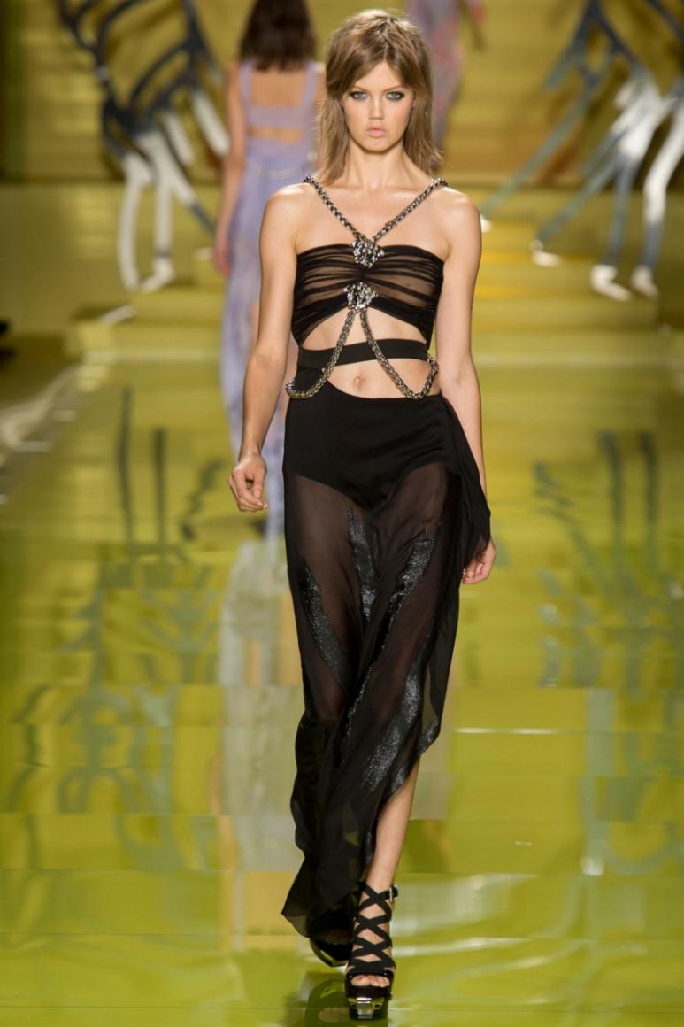 Versace весна-лето 2014 #2