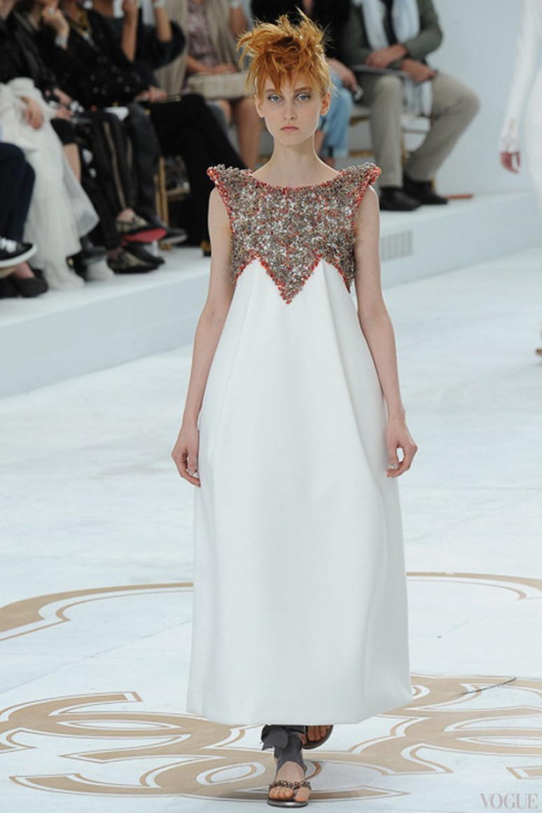 Chanel Couture осень-зима 2014/2015 #12