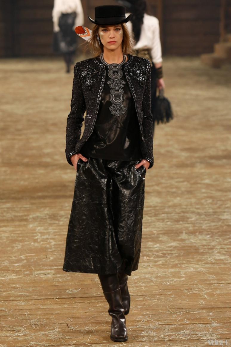 Chanel Couture весна-лето 2013 #23