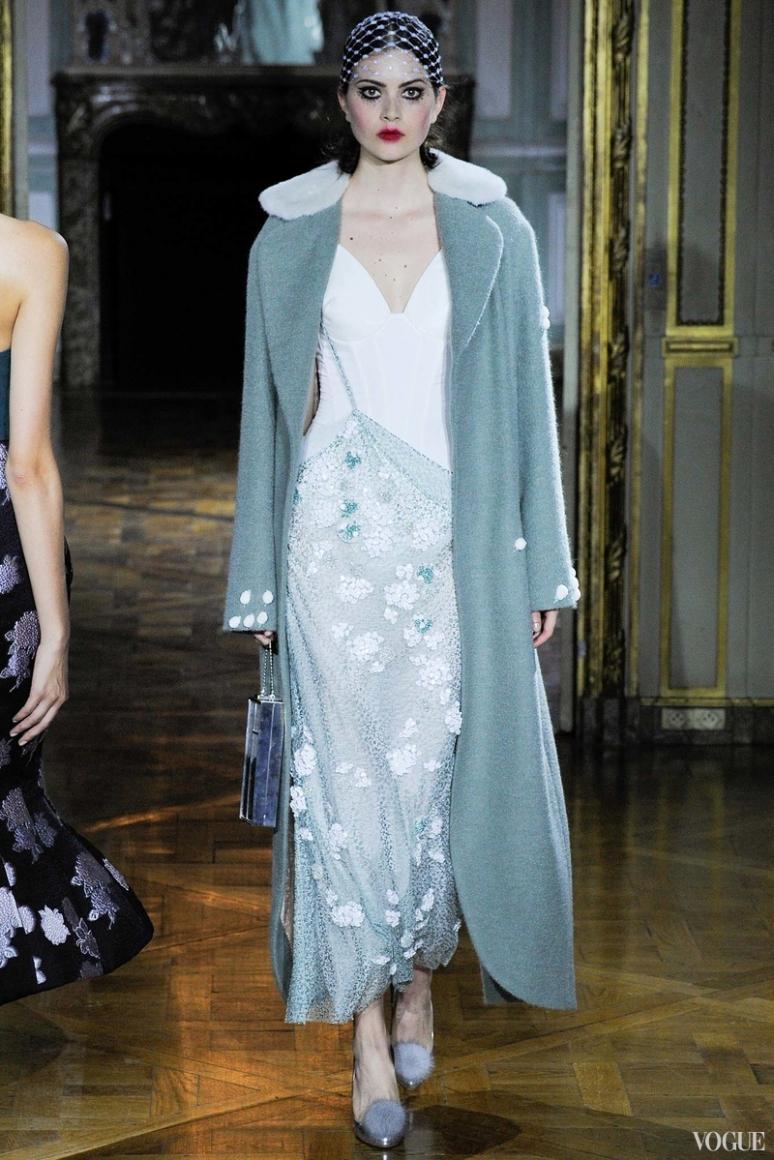 Ulyana Sergeenko Couture осень-зима 2015/2016 #17