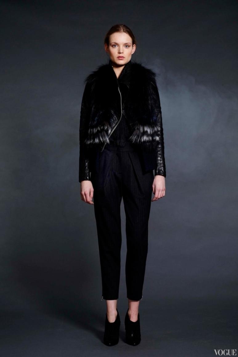 Yigal Azrou?l Couture весна-лето 2013 #3