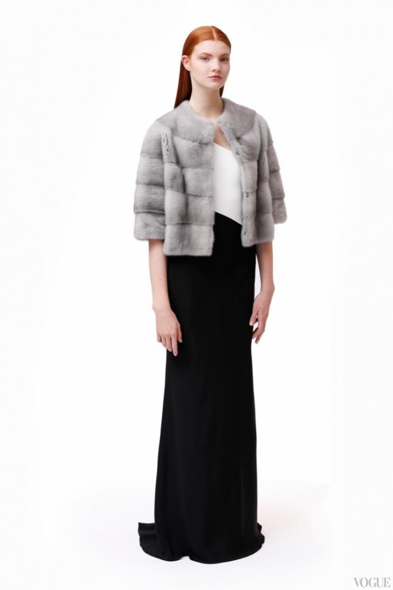Monique Lhuillier Couture весна-лето 2013 #28