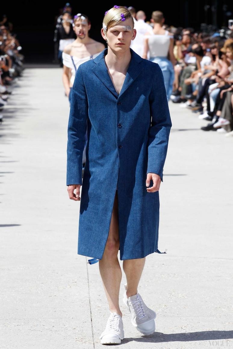 Hood by Air Menswear весна-лето 2016 #32