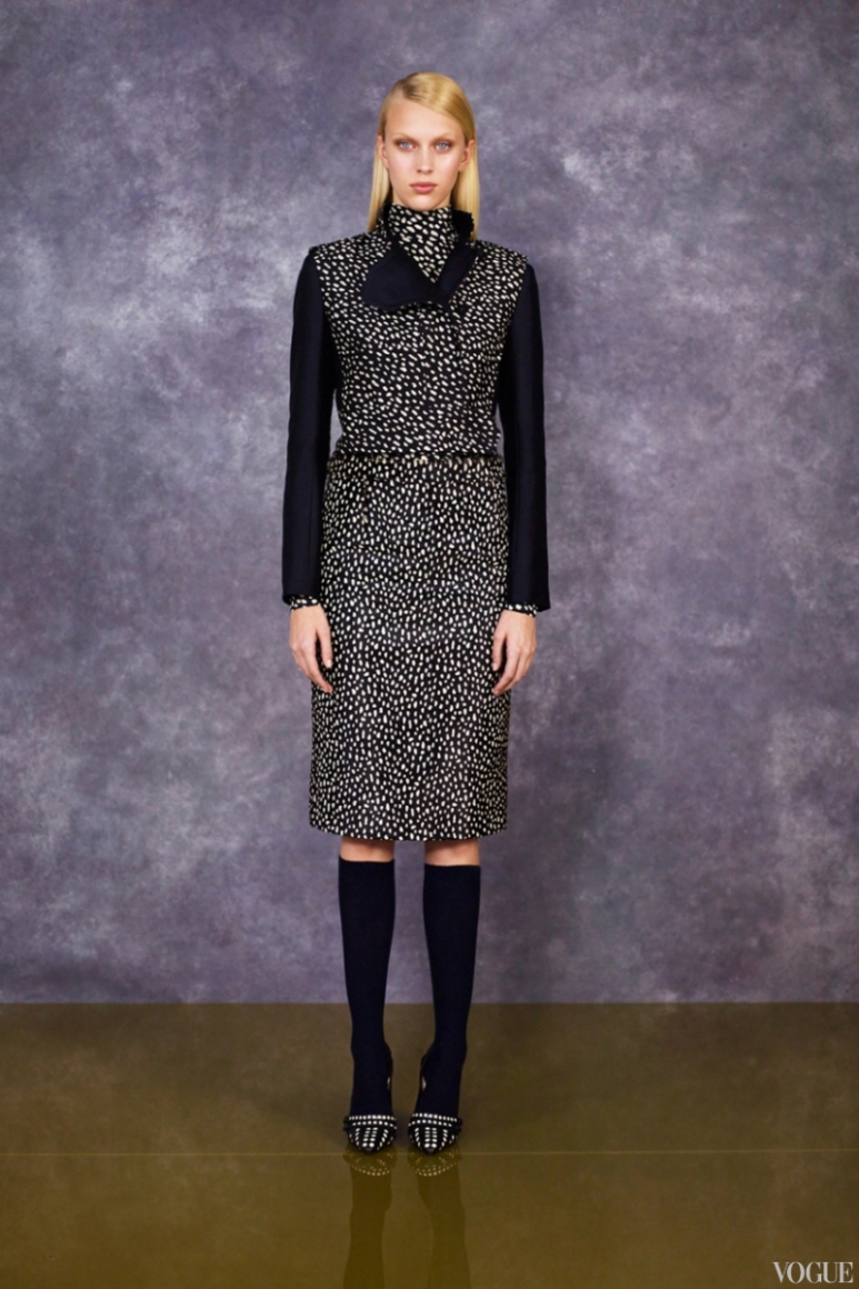 Tory Burch Couture весна-лето 2013 #10