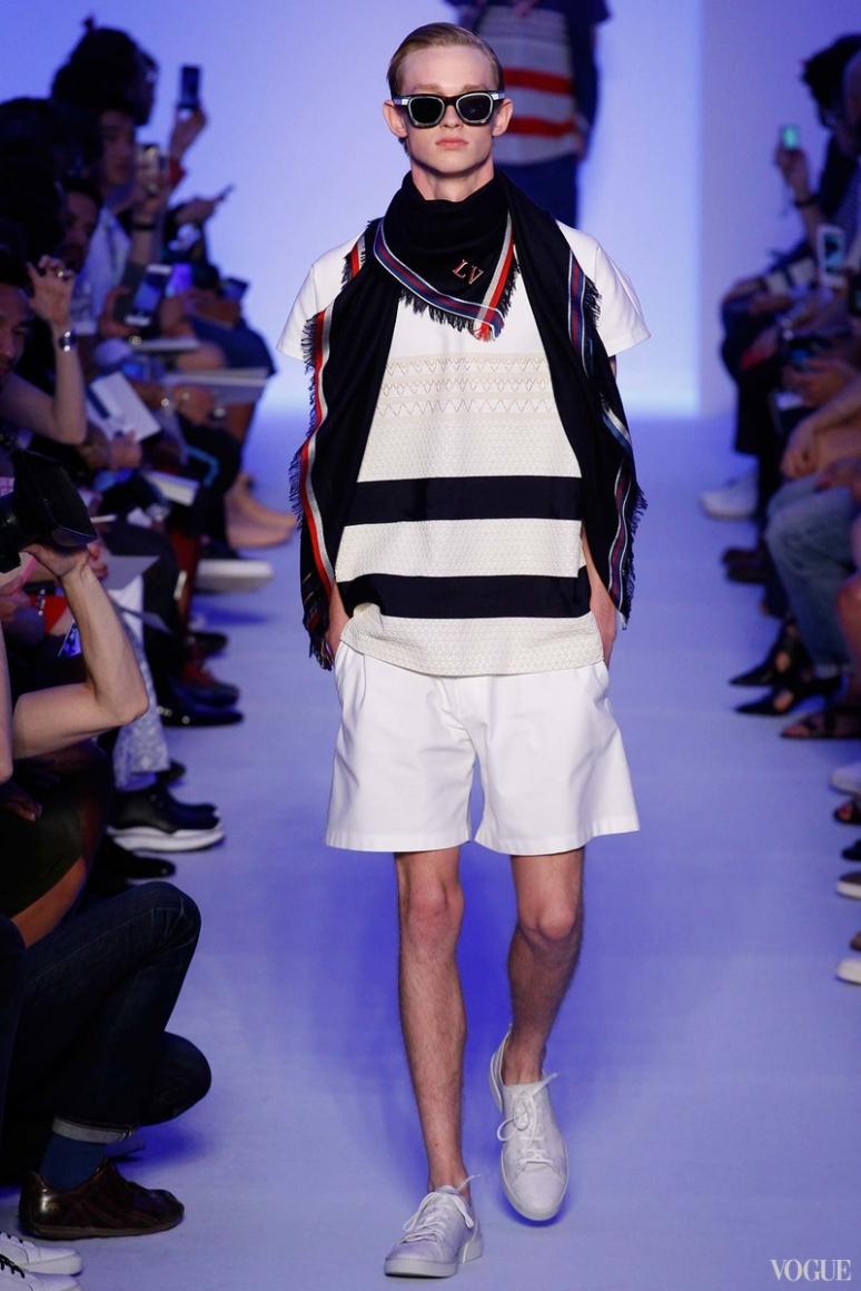 Louis Vuitton Menswear весна-лето 2016 #24