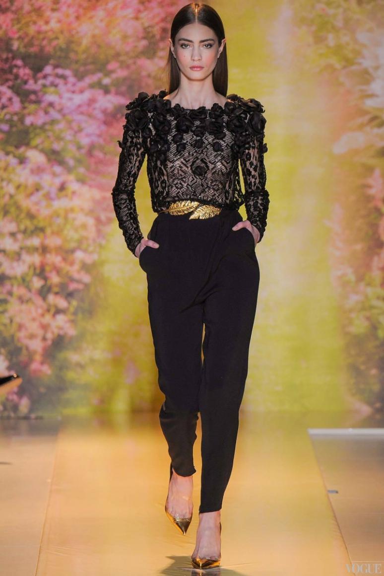 Zuhair Murad Couture весна-лето 2014 #33