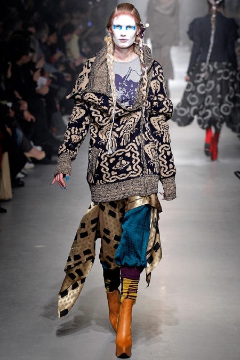 Vivienne Westwood осень-зима 2013/2014 #31