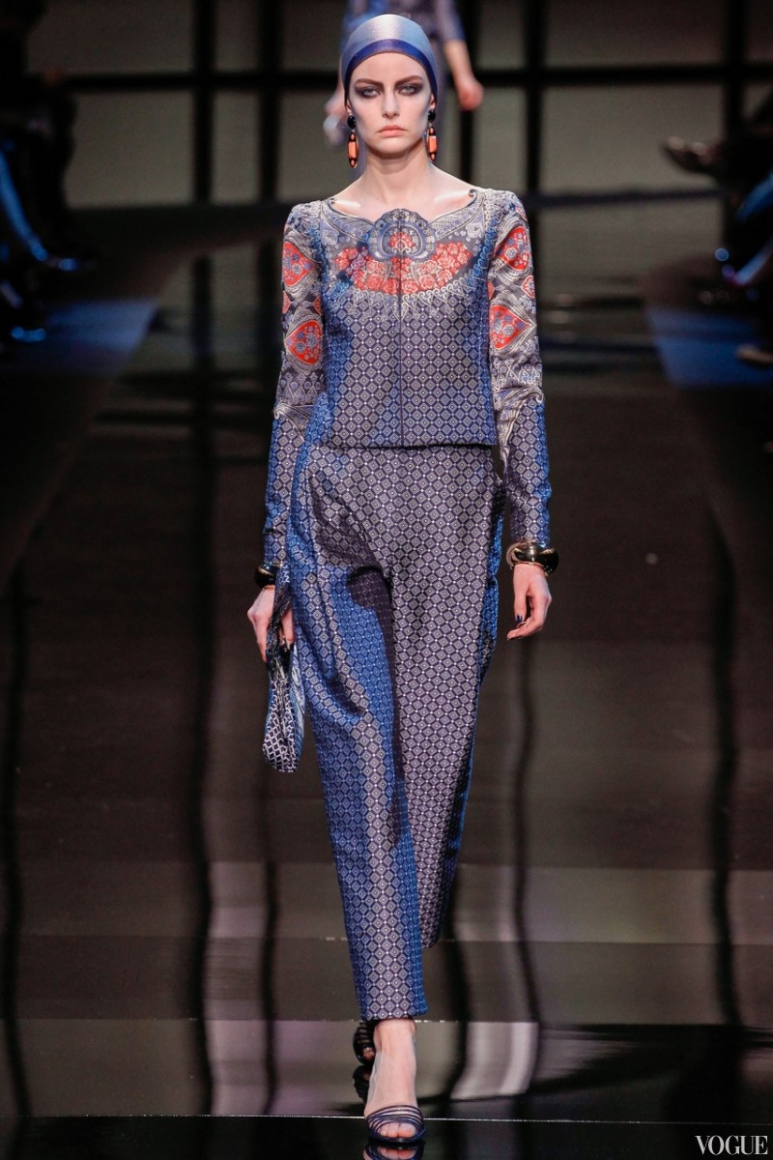 Armani Priv? Couture весна-лето 2014 #40