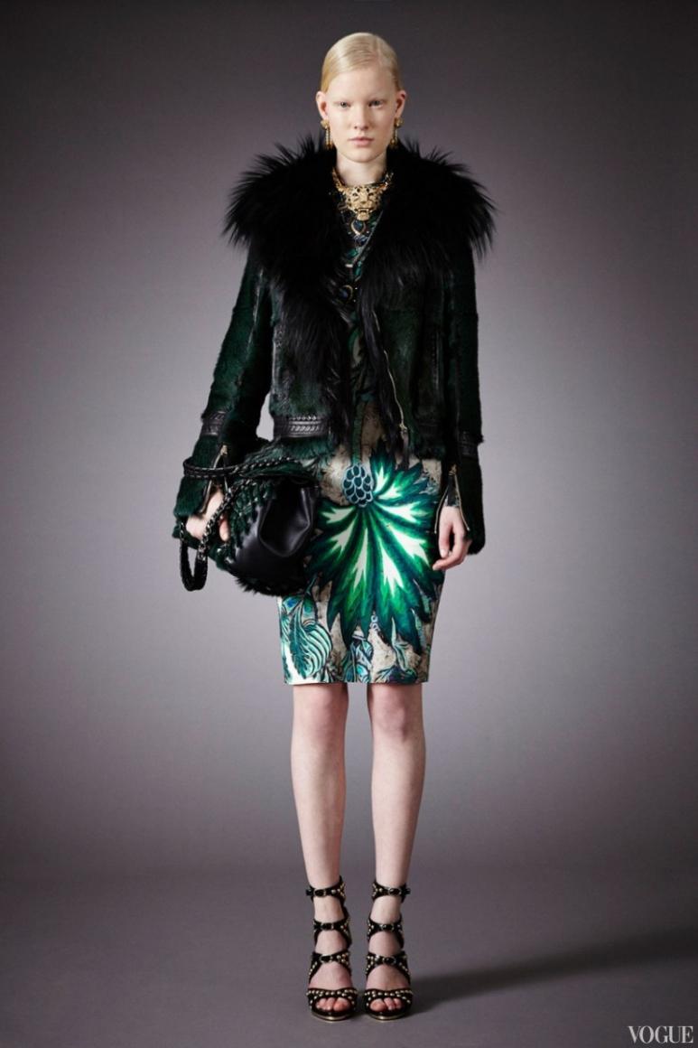 Roberto Cavalli Couture весна-лето 2013 #11
