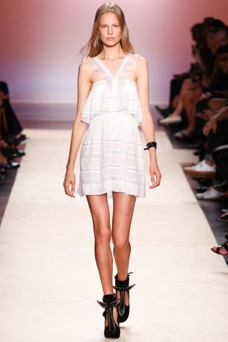 Isabel Marant весна-лето 2014 #25