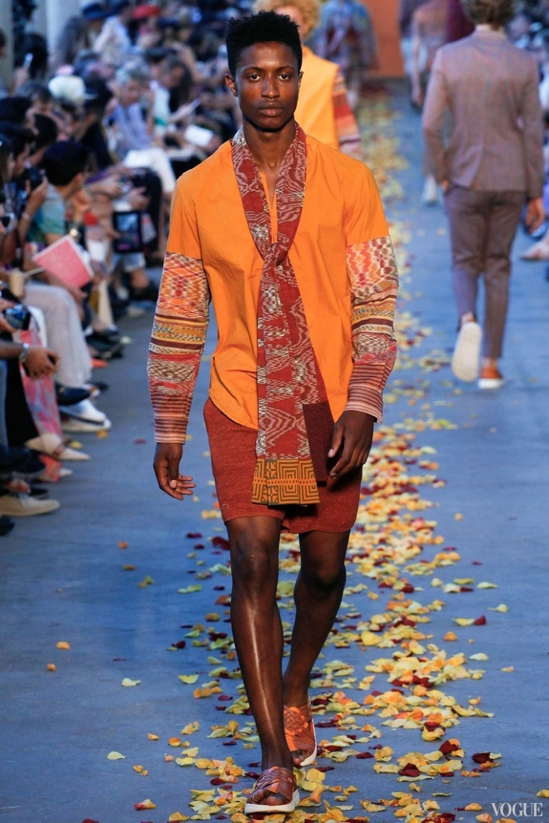 Missoni Menswear весна-лето 2016 #4