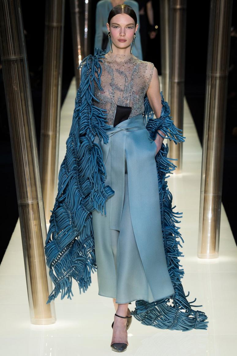 Armani Priv? Couture весна-лето 2015 #47