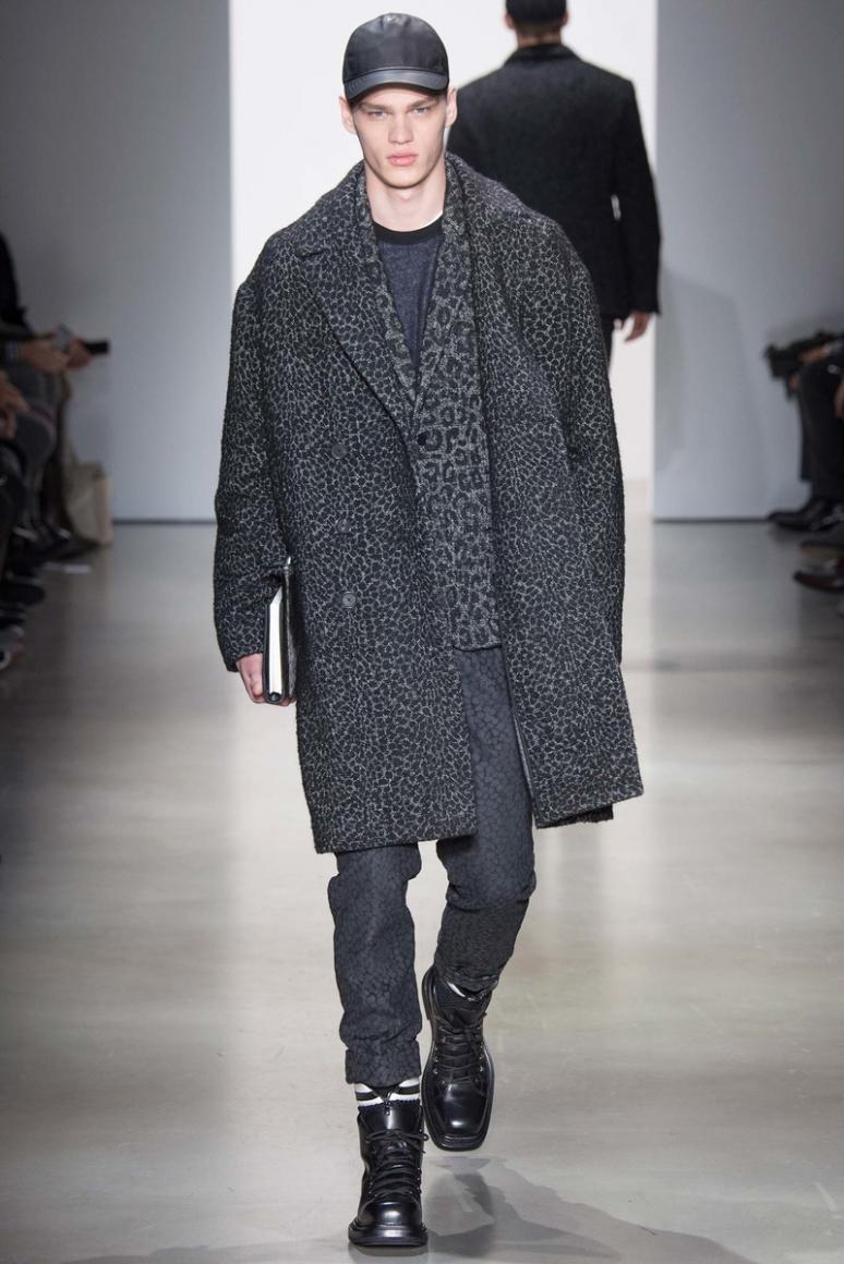 Calvin Klein Menswear осень-зима 2015/2016 #28