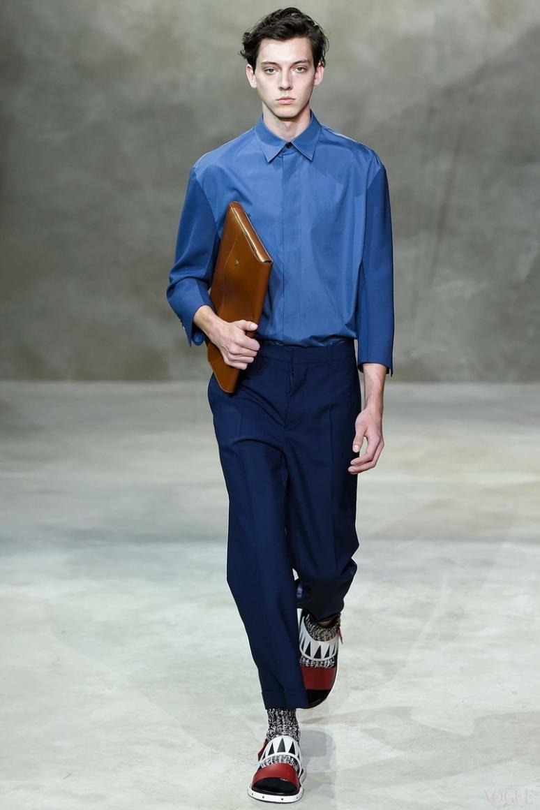 Marni Menswear весна-лето 2016 #27