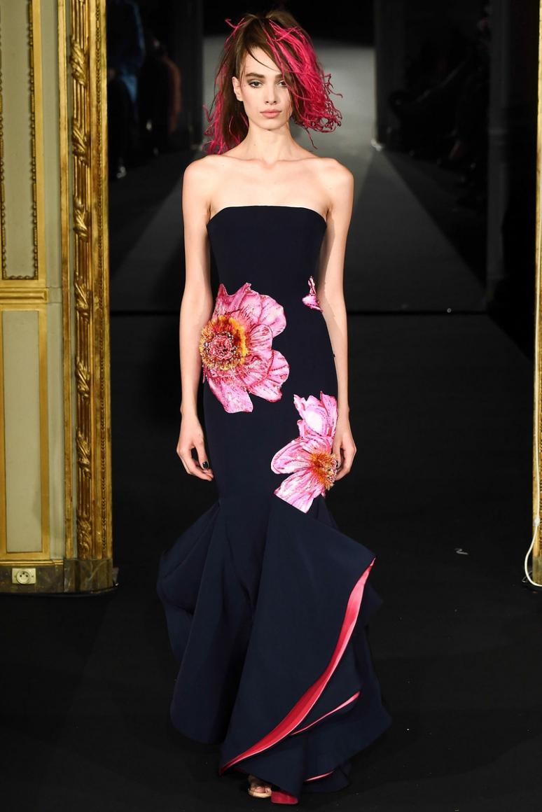 Alexis Mabille Couture весна-лето 2015 #10