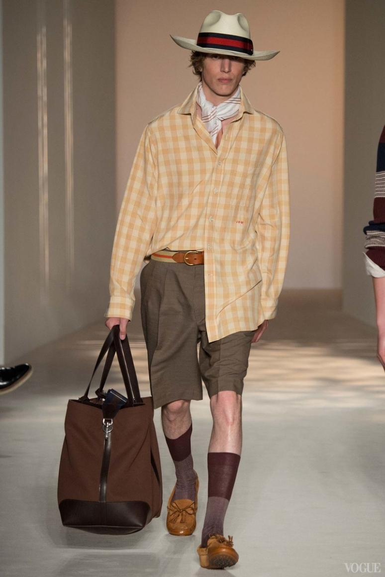 Dunhill Menswear весна-лето 2016 #3