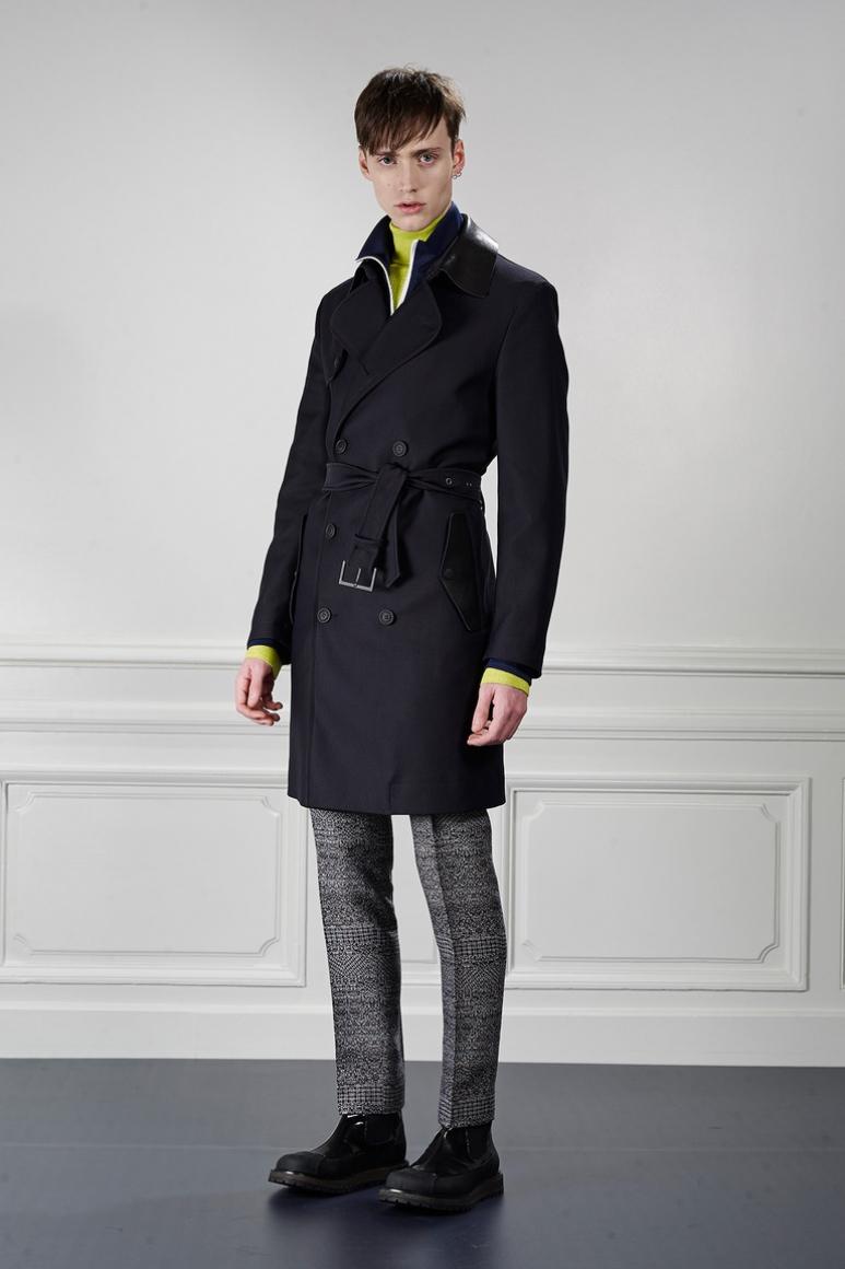 Viktor & Rolf Menswear осень-зима 2015/2016 #20