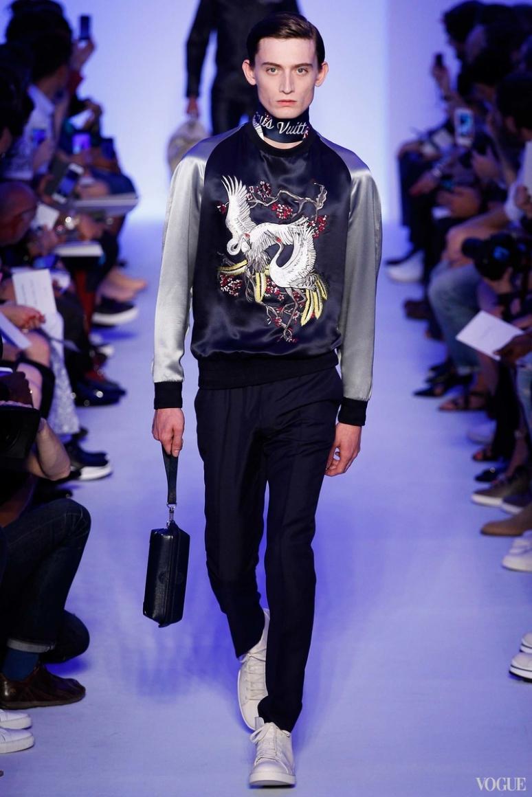 Louis Vuitton Menswear весна-лето 2016 #30