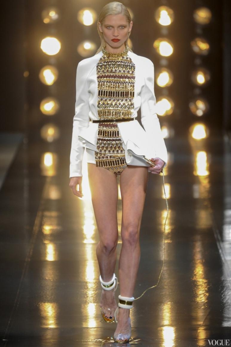 Alexandre Vauthier Couture весна-лето 2014 #32