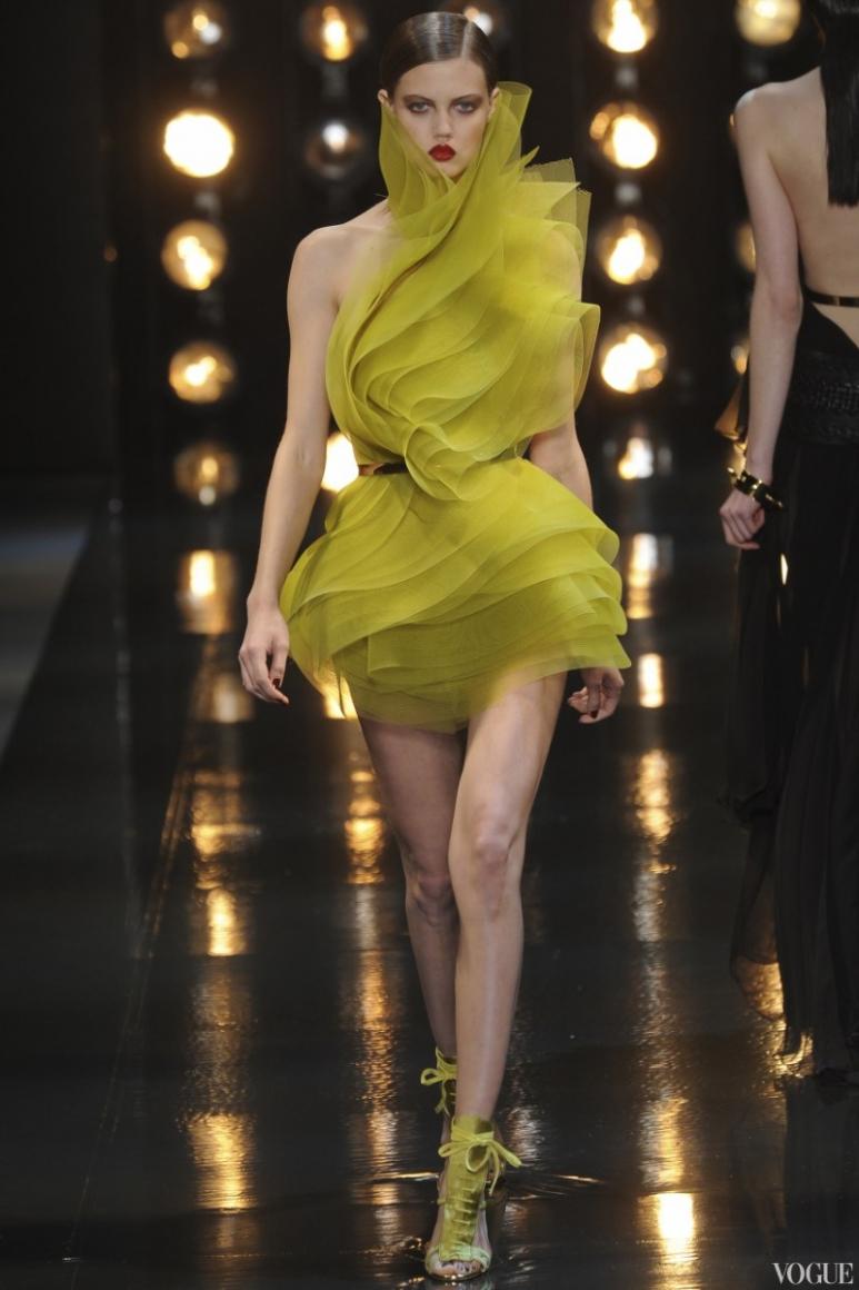 Alexandre Vauthier Couture весна-лето 2014 #9