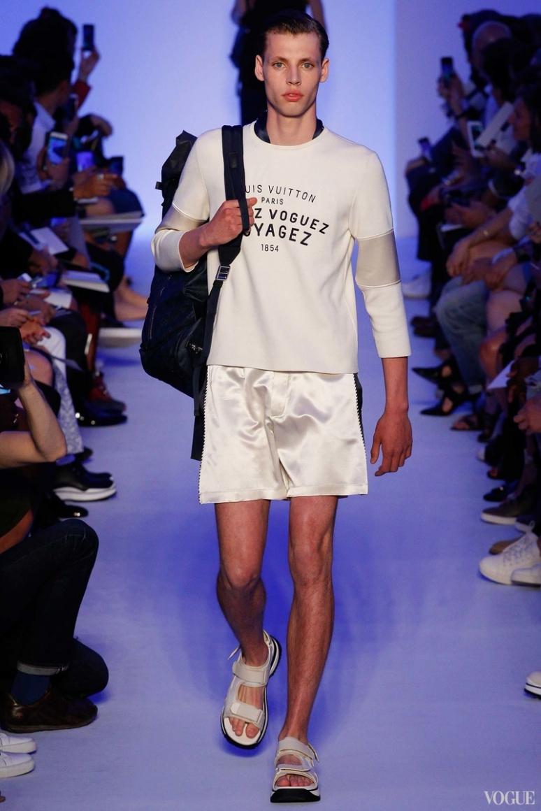 Louis Vuitton Menswear весна-лето 2016 #18