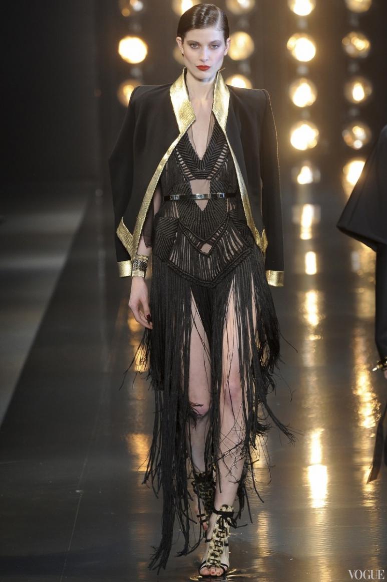 Alexandre Vauthier Couture весна-лето 2014 #25