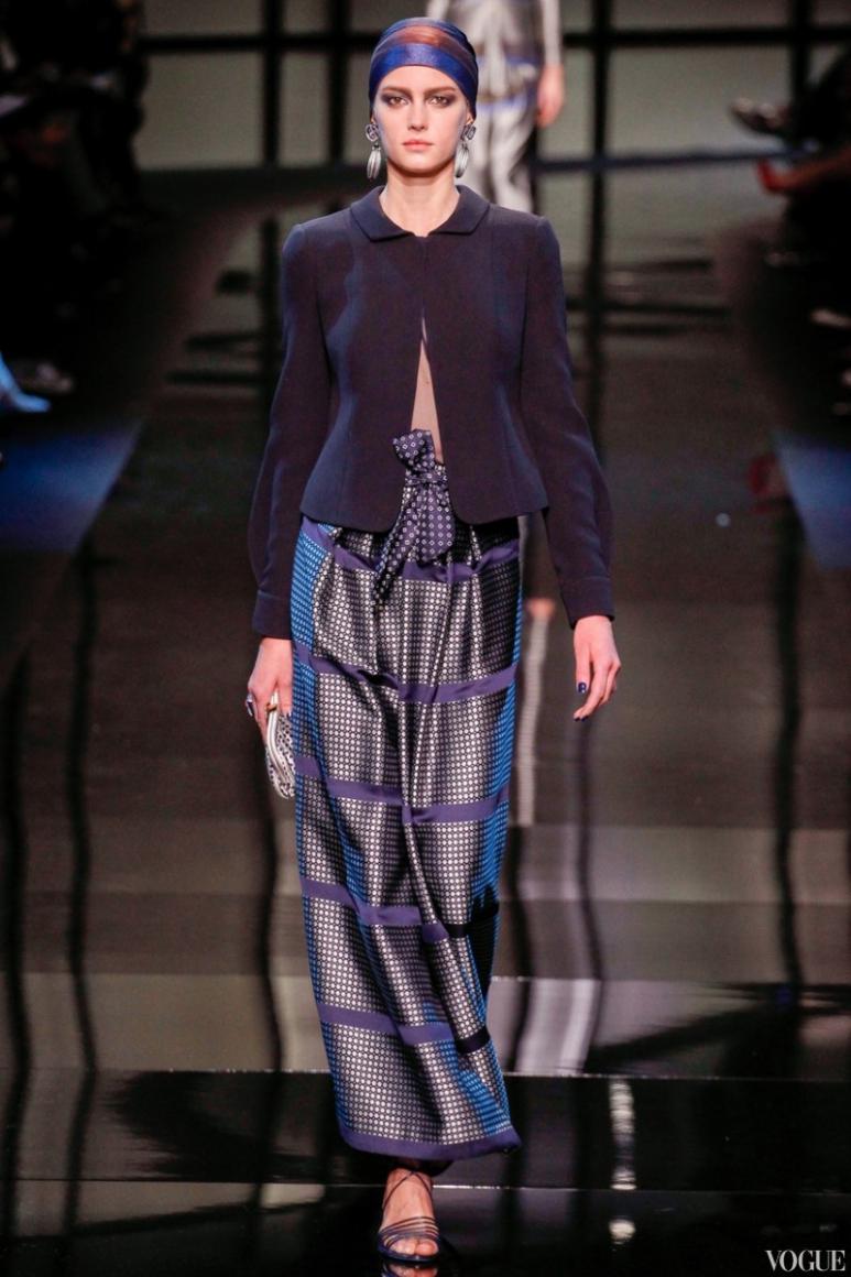 Armani Priv? Couture весна-лето 2014 #44