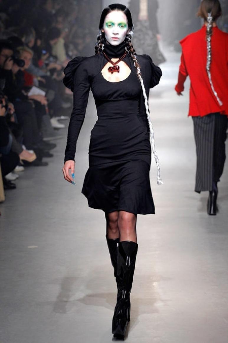 Vivienne Westwood осень-зима 2013/2014 #33
