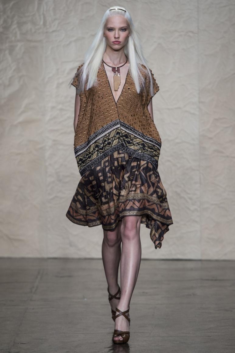 Donna Karan весна-лето 2014 #12