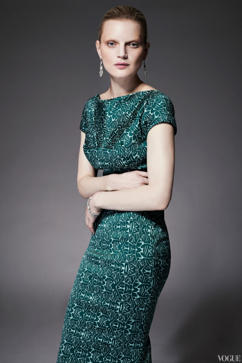 Zac Posen Resort 2015 #6