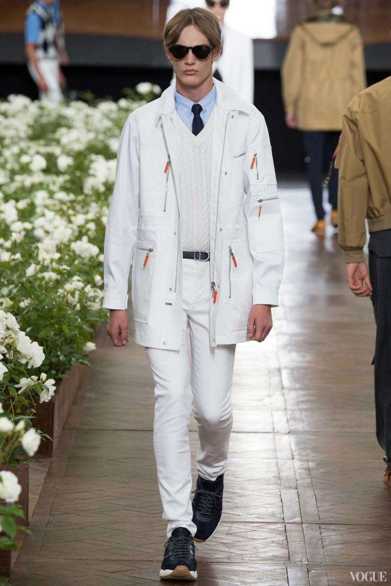 Dior Homme Menswear весна-лето 2016 #19