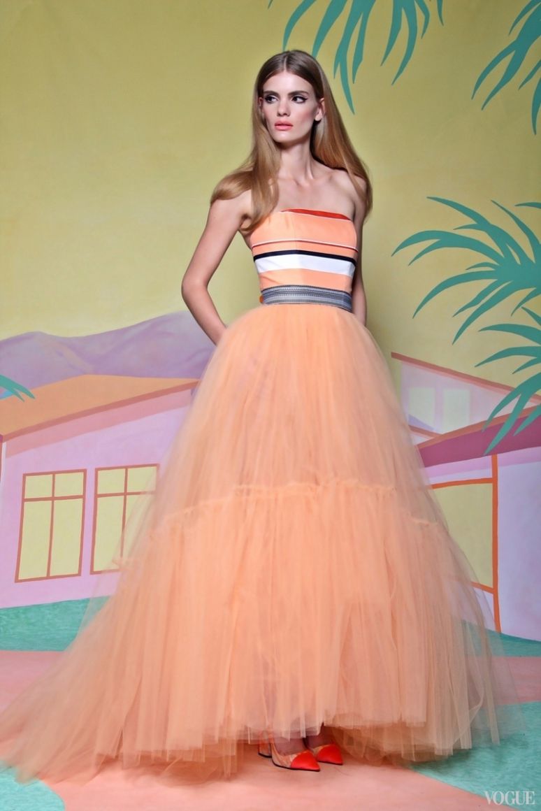 Christian Siriano Resort 2016 #28
