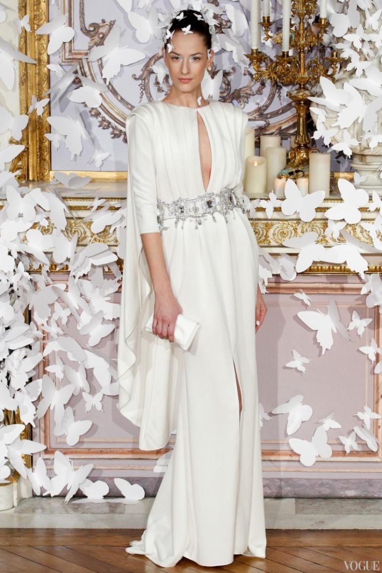Alexis Mabille Couture весна-лето 2014 #5