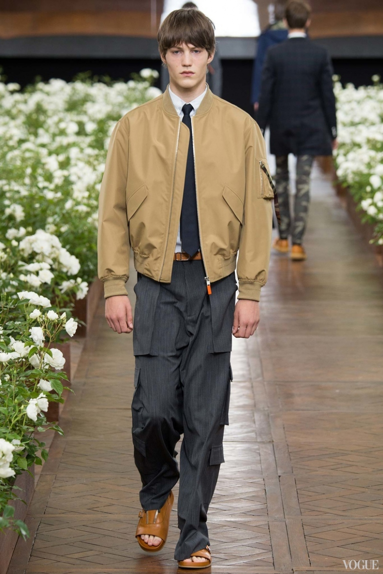Dior Homme Menswear весна-лето 2016 #25