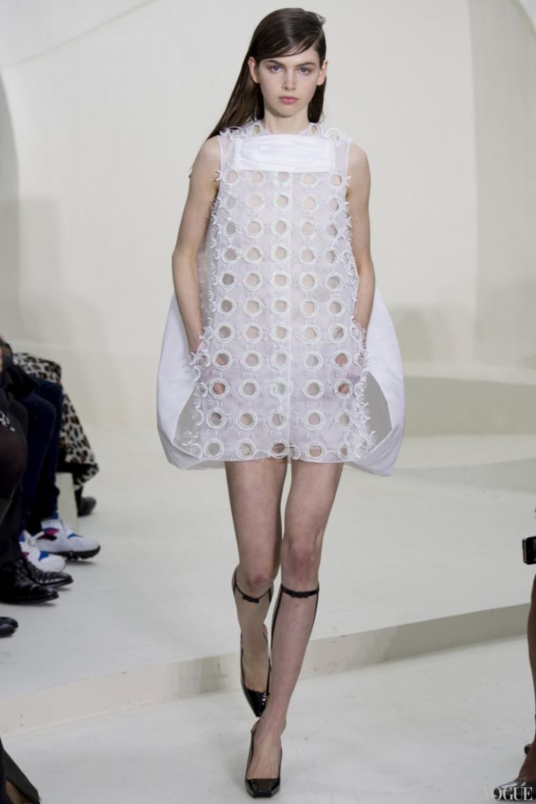 Christian Dior Couture весна-лето 2014 #50
