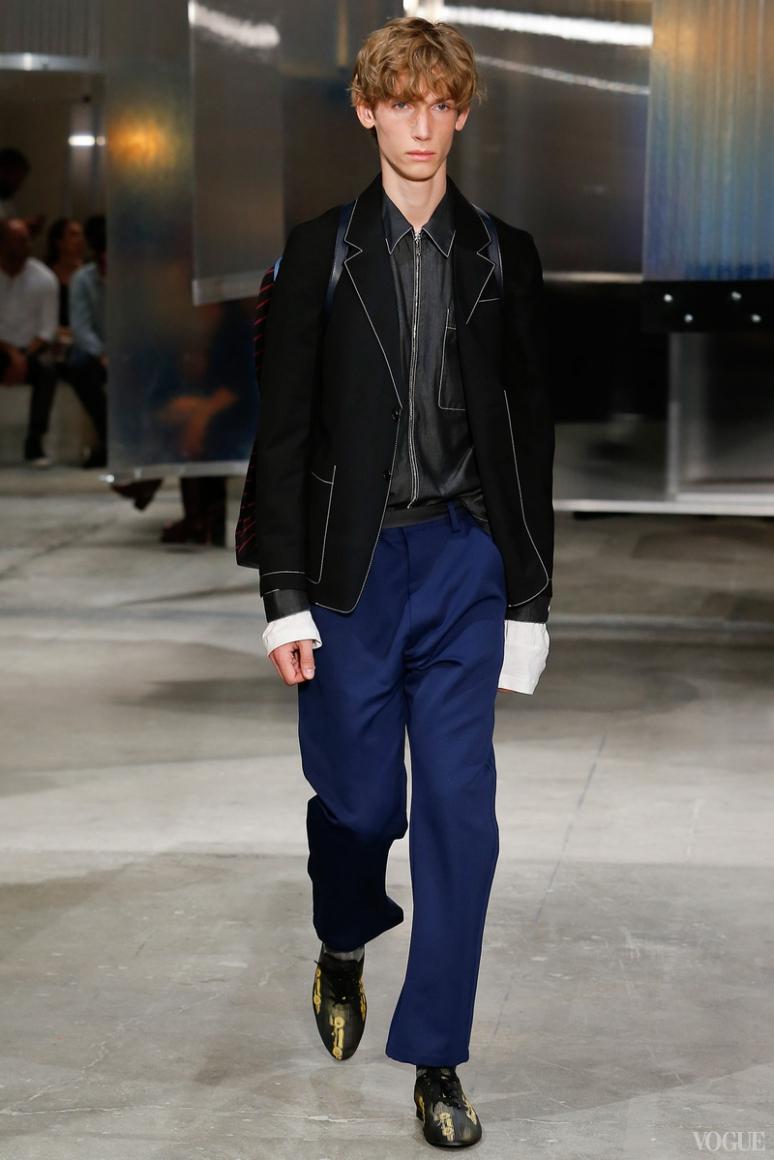 Prada Menswear весна-лето 2016 #10