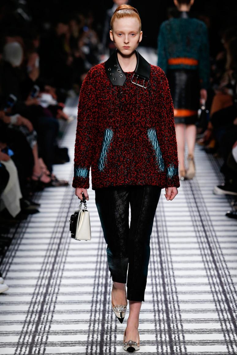 Balenciaga осень-зима 2015/2016 #21