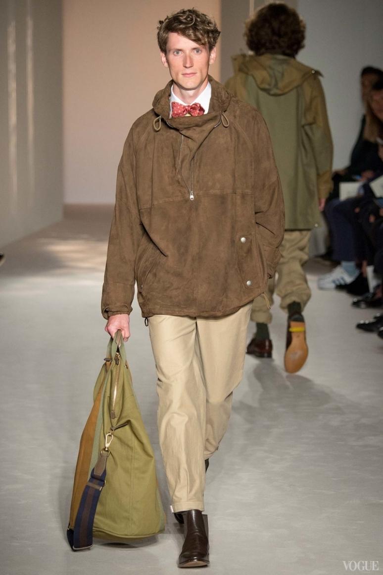 Dunhill Menswear весна-лето 2016 #15