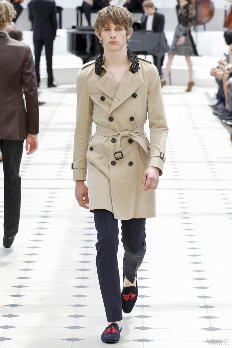 Burberry Prorsum Menswear весна-лето 2016 #19