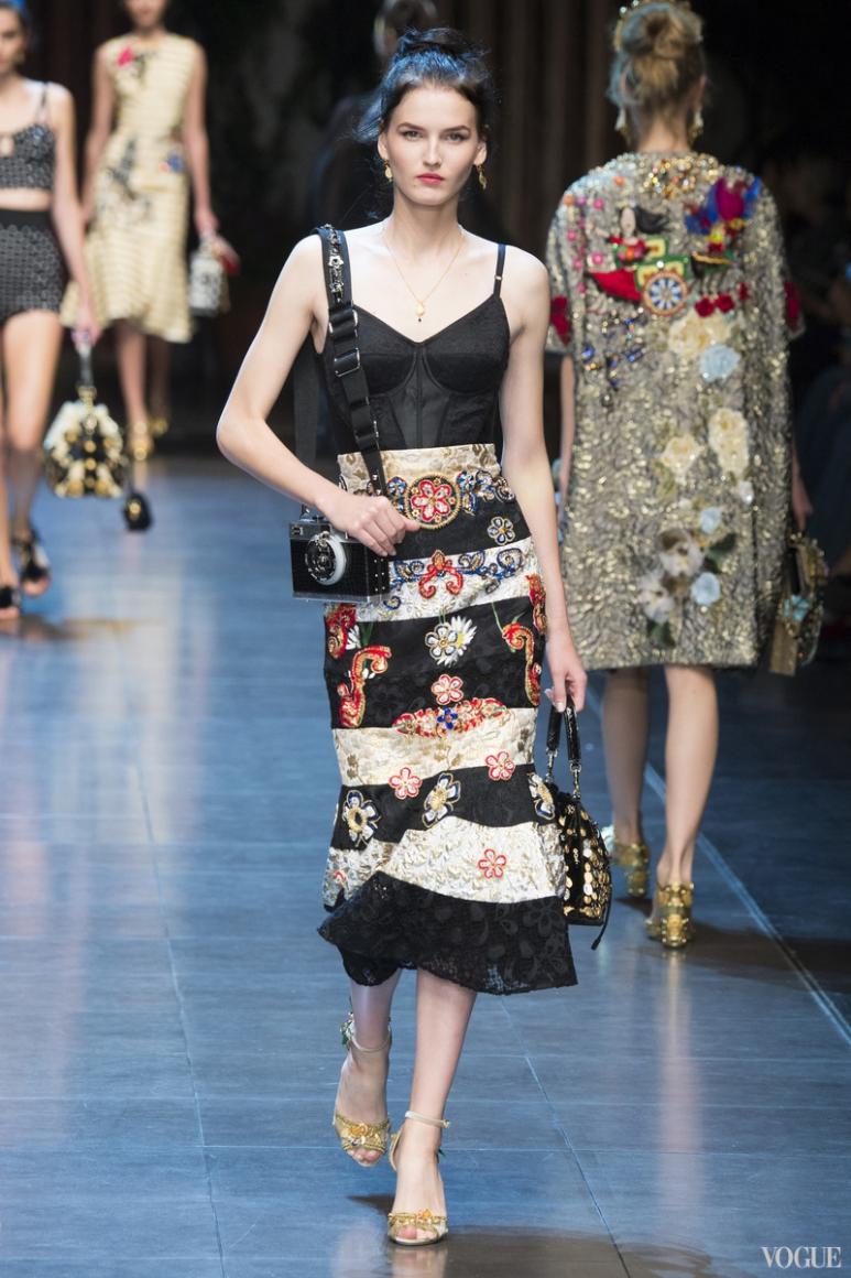 Dolce & Gabbana весна-лето 2016 #83