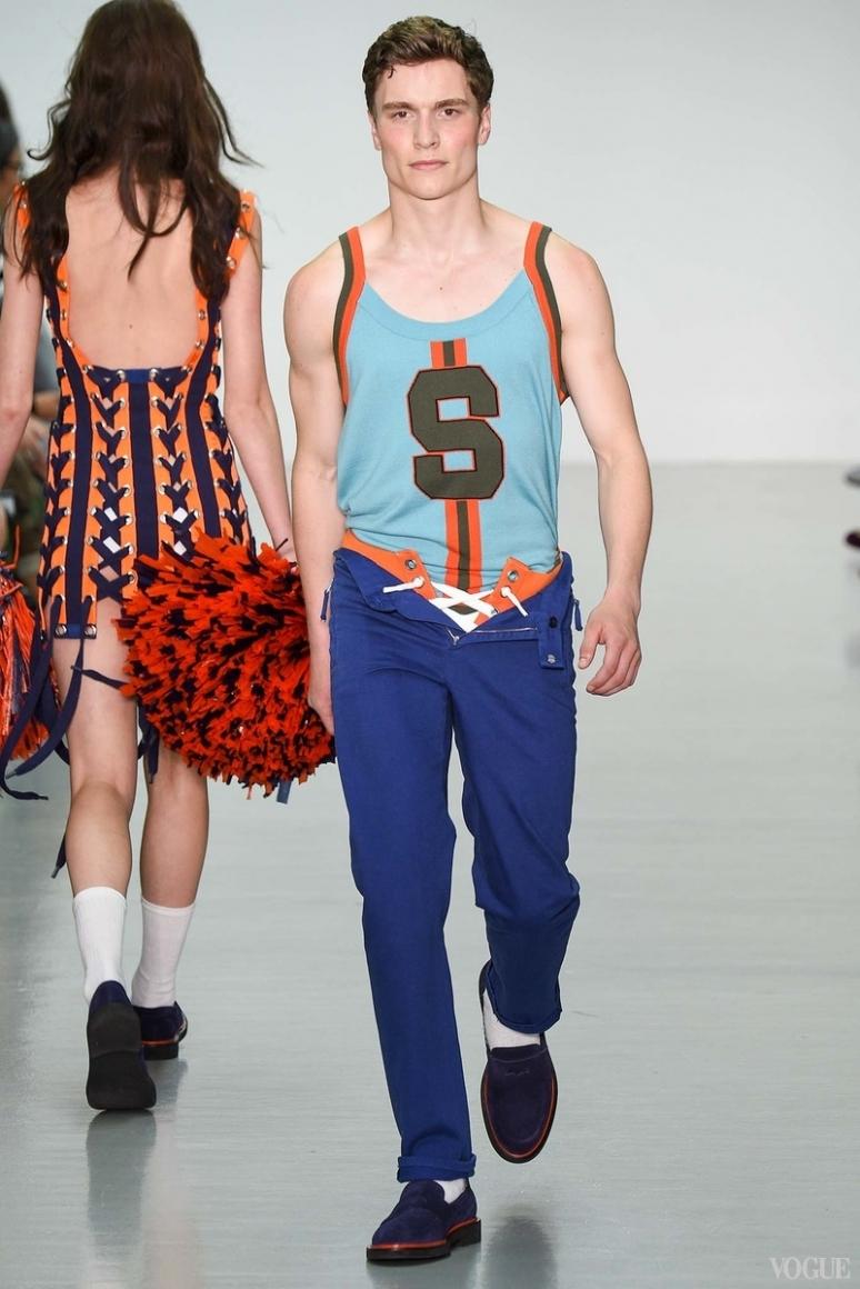 Sibling Menswear весна-лето 2016 #9