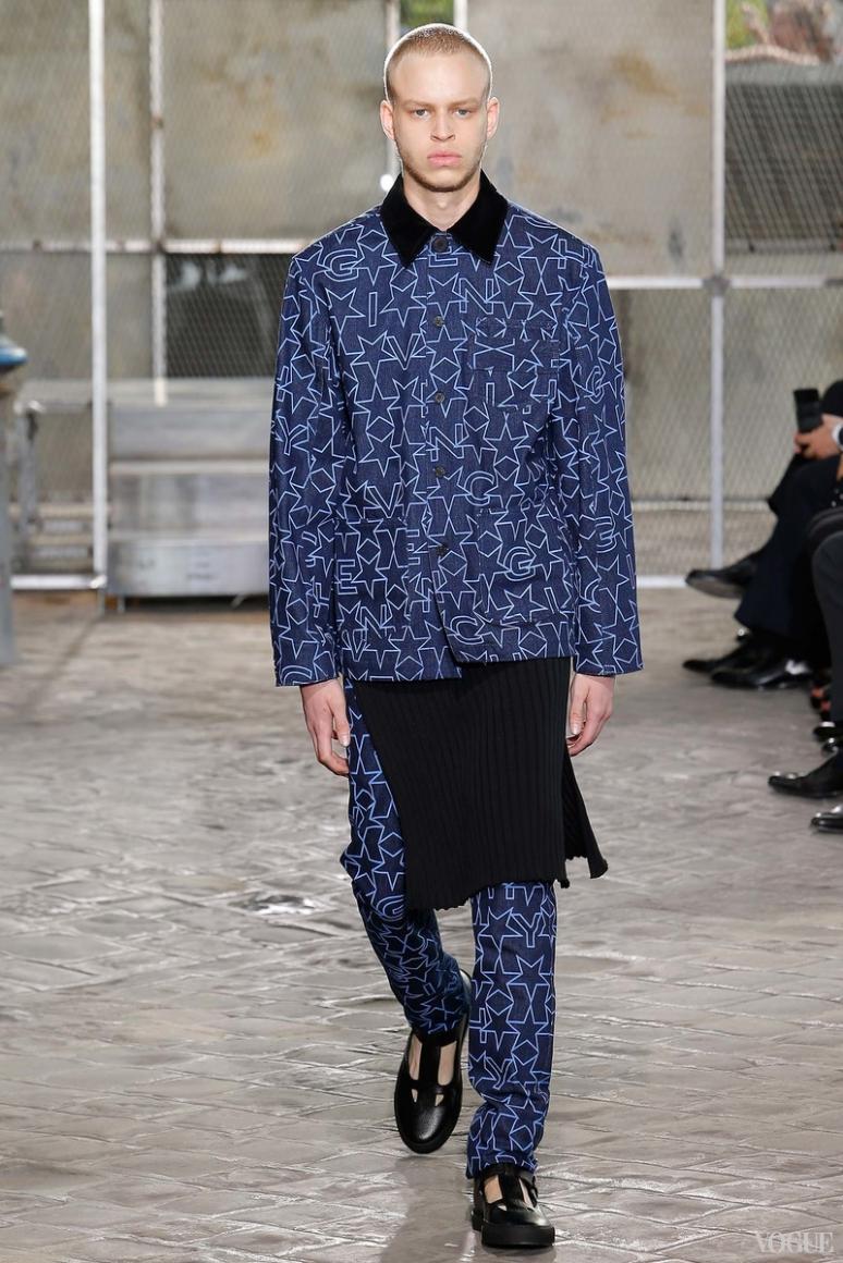 Givenchy Menswear весна-лето 2016 #38