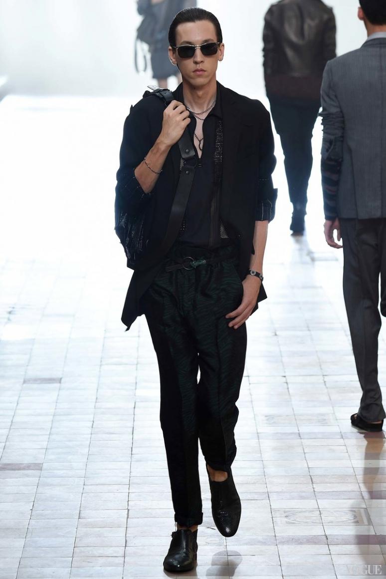 Lanvin Menswear весна-лето 2016 #21