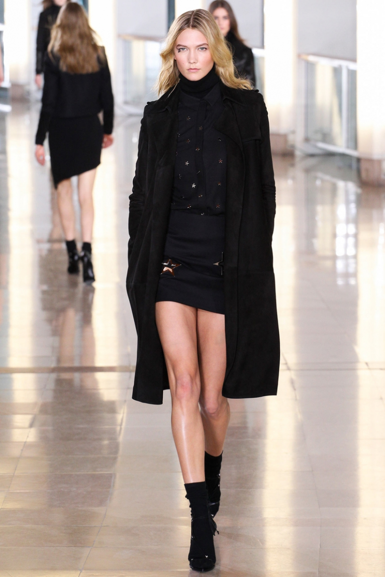 Anthony Vaccarello осень-зима 2015/2016 #24