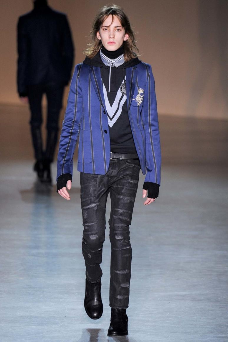 Diesel Black Gold Menswear осень-зима 2015/2016 #9