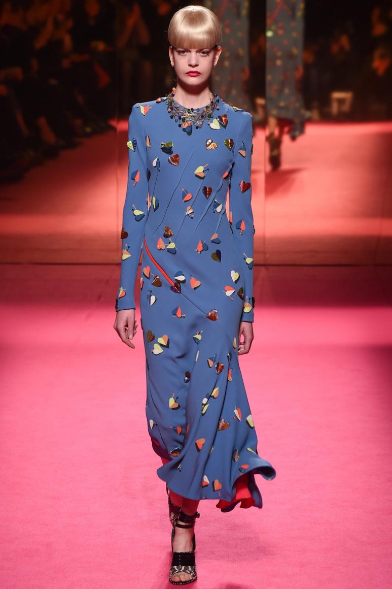 Schiaparelli Couture весна-лето 2015 #14