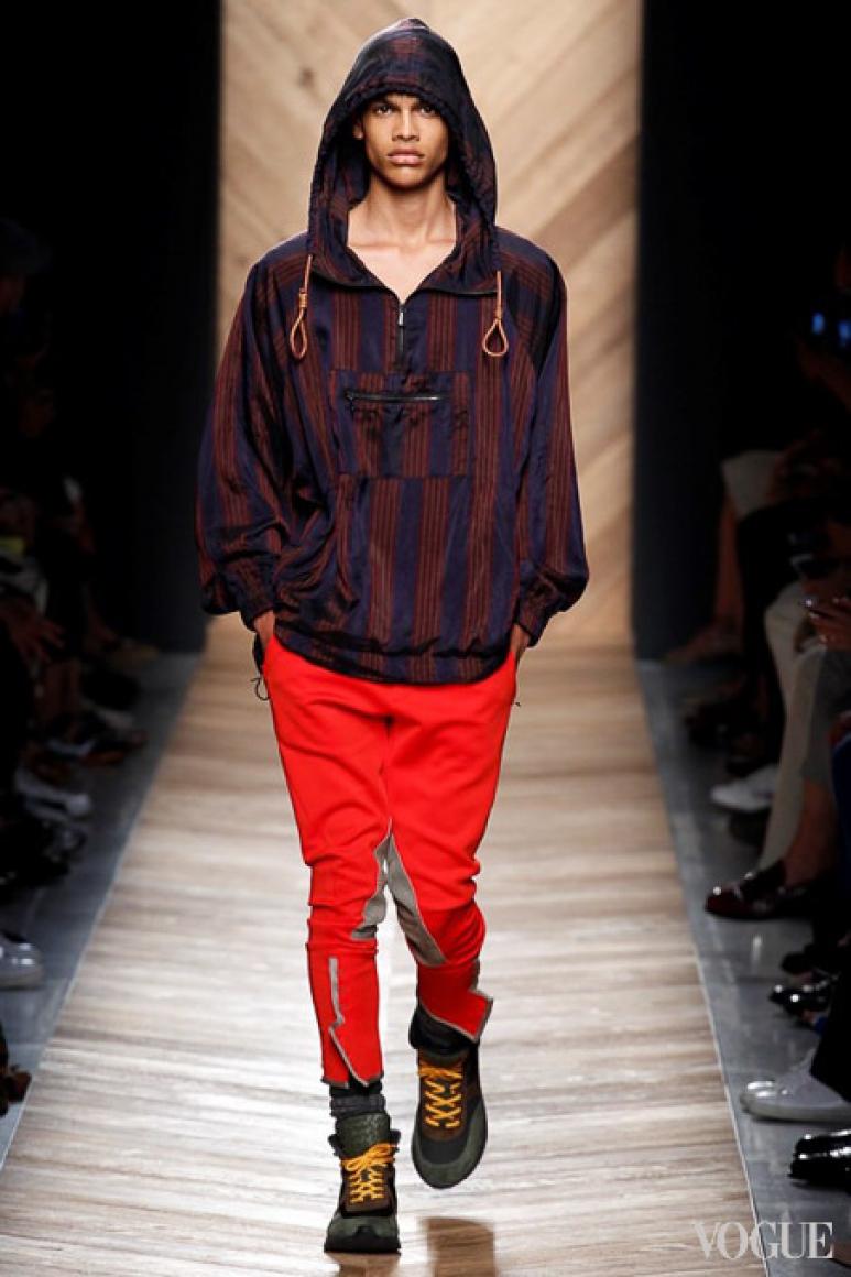 Bottega Veneta Menswear весна-лето 2016 #36