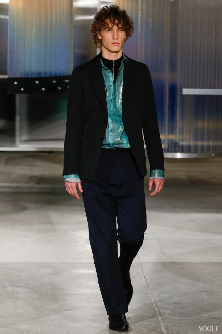 Prada Menswear весна-лето 2016 #5